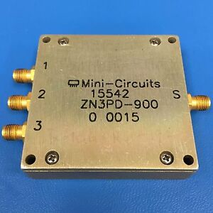 Mini circuits Zn3pd 900 Dc Pass Power Splitter combiner 800 Mhz To 900 Mhz