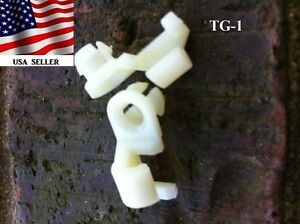 Chevy Gmc Buick Olds Caddy Other General Motors Door Tailgate Rod Clips Tg1