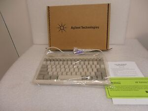 New Genuine Agilent Hp E2610a Keyboard Large Din Connector 5100c Infinium Scope