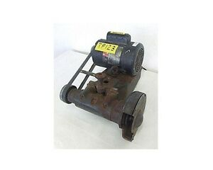 Dumore 3 8 Wheel Tool Post Grinder 1hp Motor