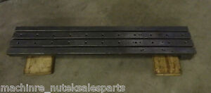 66 x12 25 x5 75 Steel_3 T slotted Table Cast Iron Welding Layout Fixture Weld