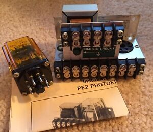 Honeywell Micro Switch Fast Switching Photoelectric Relay Fe pe2