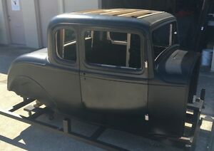 1932 Ford 5 Window Coupe Body Steel United Pacific In Stock On The East Coast