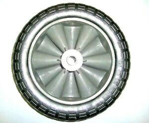 Generator 10 Solid Rubber Wheels Set Of 4 New