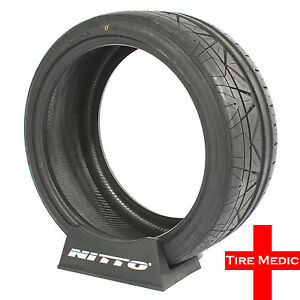 2 New Nitto Invo Performance Tires 255 45 18 255 45zr18 2554518