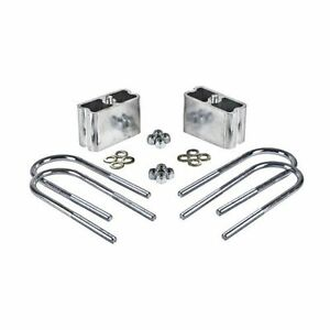 Belltech 6202 Lowering Block Kit 3 Rear Drop