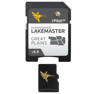 Humminbird Lakemaster Chart Great Plains - 600017-5