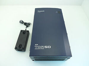 Panasonic Kx tda50 4x4 Ksu W Power Supply