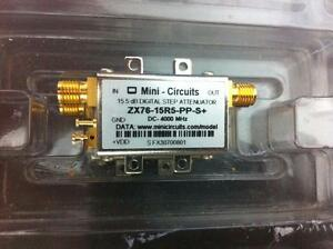 Mini Circuits Zx76 15r5 pp s Attenuator Digital Step