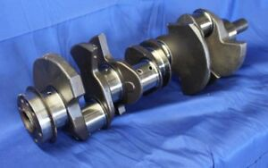 Ford 351m 5 8l Remanufactured Crankshaft 1k 1ka Reground Micro Polished No Core
