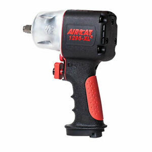 Aircat 1295 Xl 1 2in Drive Compact Air Impact Wrench