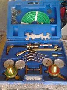 American Forge Oxy acetylene Welding Cutting Kit