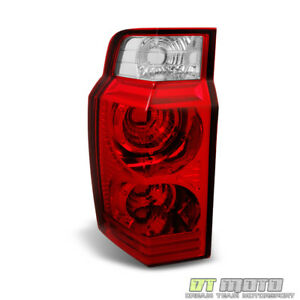 2006 2010 Jeep Commander Tail Light Rear Brake Lamp Left Driver Side Replacement