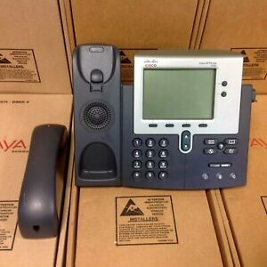 Cisco Ip Phone 7940g Series Office Business Phone W Handset