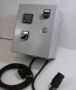 Temperature Control Panel Industrial Thermocouple Rtd Pt100 Control Panel
