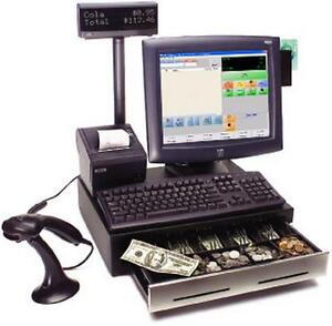 Point Of Sale System Restaurant Deli Pos Complete Fast Food Fine Dining Rpe Emv
