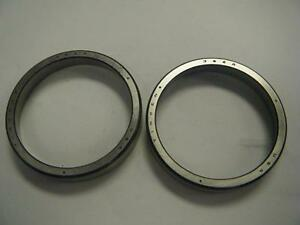 Nos 2 Alamo Bearing Cup Lot Part 00748537 Fits Rotary Mower Model Se4
