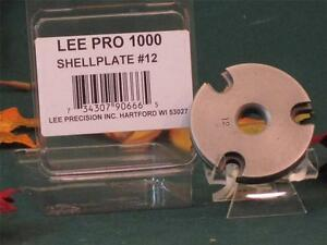 90666 Lee Pro 1000 Shell Plate #12