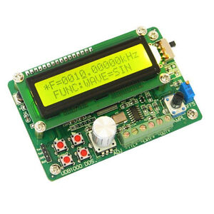 01hz 2mhz Dds Function Signal Source Generator Module 0 60mhz Frequency Counter