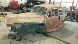 1947 Lincoln Rear Axle Assemlby 233538