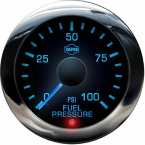 Isspro R13044 Ev2 Series Fuel Pressure Electronic Gauge Psi 0 100 Universal