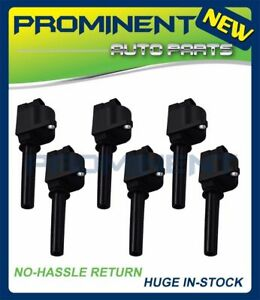 6 Pack Ignition Coil For 04 06 Chevrolet 04 05 Epica Suzuki Verona L6 2 5l Uf552