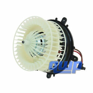 Heater Blower Motor W Fan Cage Fit Mercedes Benz Cl55 Amg S350 S430 S500 S600