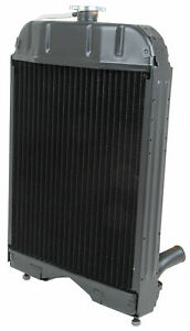 Massey Ferguson Radiator 894319m2 S 42411 To30 135 203 205 Mf 35 Mf 35 Uk