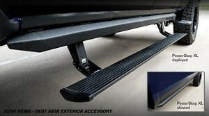 Amp Research Powerstep Xl Running Boards Fits 2015 2017 Ford F150 Truck Crew Cab
