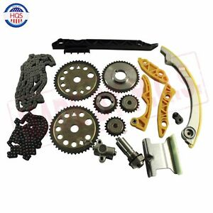 New 2 4l 2 2l 2 0l Ecotec Engine Timing Chain Kit W Balance Shaft Set L61 00 11