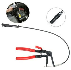 Flexible Hose Clamp Pliers Locking Tool Fuel Oil Water Hose Tool
