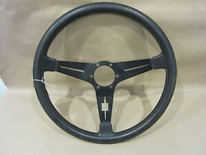 Ferrari 512bbi Nardi Steering Wheel Black Original 116603 116084