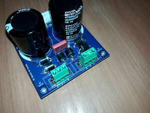 Dc Trap Blocker Filter For Toroidal Transformers Toroids Fully Populated Pcb