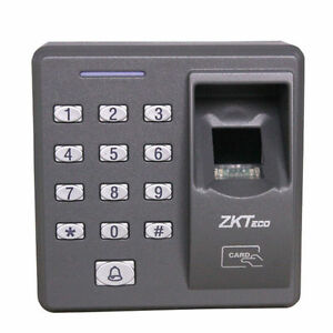 Fingerprint Lock Biometric Door Access Control Controller Rfid Card Reader