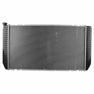 Radiator Assembly Aluminum Core Direct Fit For Chevy Gmc Pickup Truck Suv New