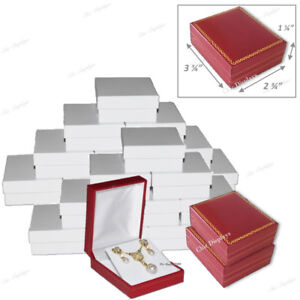 Wholesale Jewelry Gift Boxes For Jewelry Box For Necklace And Earring Lot Of 24