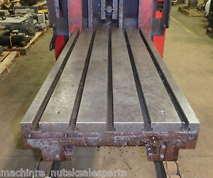 45 1 4 X18 7 8 X5 1 4 Steel Weld T slotted Table Cast Iron Layout Plate Jig