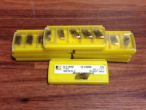 New Kennametal Top Notch Dwg 416004r00 Kc720 Carbide Inserts