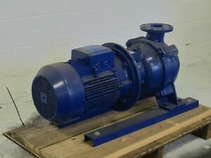 Ksb Water Pump 4x3 12 6 Kw 460 Volt