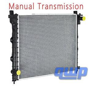 Manual Radiator For 2002 2003 2004 2005 Land Rover Freelander 2 5l V6 Cu2870