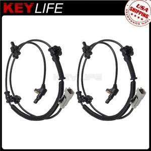 Front Side Abs Wheel Speed Sensor For Jeep Grand Cherokee 3 7l 4 7l 2005 2010