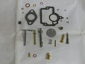Farmall Ihc H Major Carburetor Repair Kit New Free Shipping
