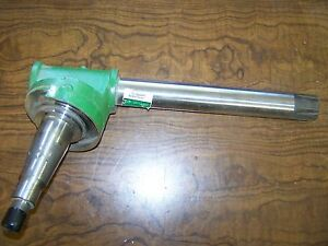New John Deere Spindle Ar53880 4630 4640 4840 4650 4850 4555 4755 4955 4560 4760