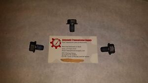 Brand New Gm Metric Torque Converter Bolts Set Of 3