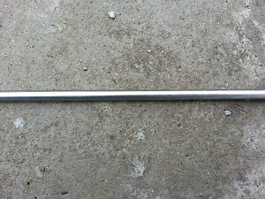 Rod Stainless Steel 8mm Diameter approximate 22 Length 1190