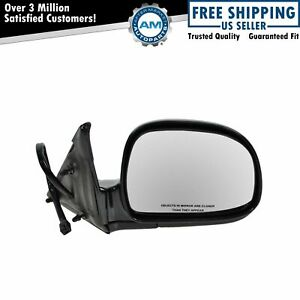 Power Heated Mirror Rh Right Passenger Side For 98 Chevy Truck Envoy S10 Pickup