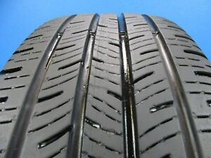 One Used Continental Contipro Contact 215 55 18 7 8 32 Tread 1474d