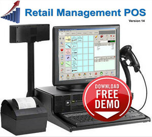 Retail Management Pos System Software Only No Equipment