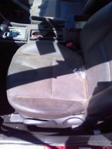 06 Mazda 3 L Front Seat Bucket W Air Bag Leather Manual 288581