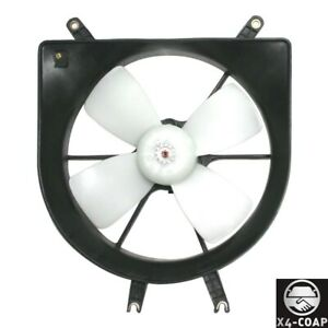 For Honda Civic New Front Radiator Fan Ho3115102 19005p08003